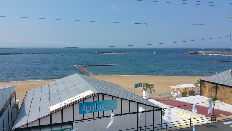 須磨海水浴場2016