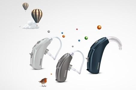 耳掛け型補聴器