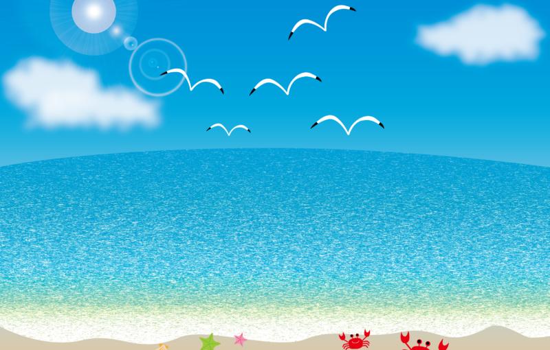 須磨海岸海開き情報